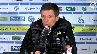 """Avant #PSGRCSA en Coupe de France : """"Jouer notre chance à fond"""""""