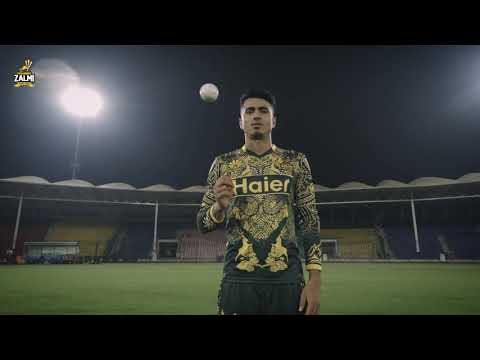 Mujeeb Zadran | 1st Interview as a Zalmi Player | PSL 6