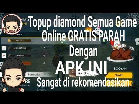 Top up Diamond gratis