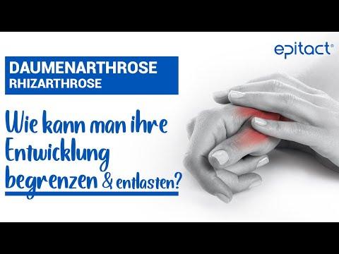 Schulungsvideo | Rhizarthrose: Behandlung und Schmerzlinderung | EPITACT Medical