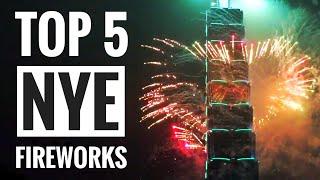 Top 5 NYE World