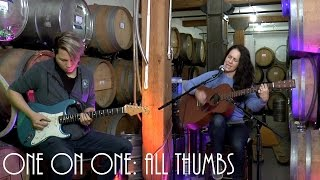 ONE ON ONE: Tracy Bonham - All Thumbs March 6th, 2017 City Winery New York