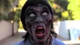 Michel Jackson Zombie Dance