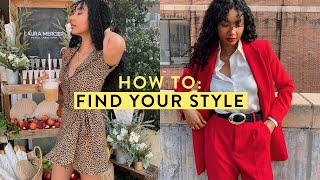 How to Define Your Style WITHOUT Spending Money!
