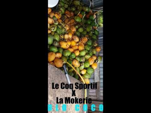 Le Cop Sportif ft La Mokerie - Dlo Coco Prod by Keywan (Audio)