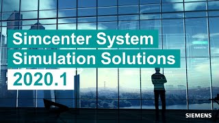 Simcenter system simulation solutions 2020.1