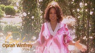 Oprah Gives a Tour of Her Rose Garden in Santa Barbara | The Oprah Winfrey Show | OWN