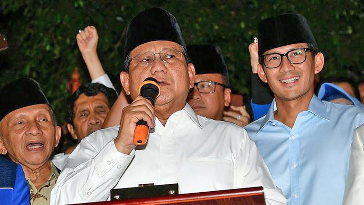 Bawaslu Telusuri Dugaan Mahar Rp500 M Prabowo Sandiaga Uno Jendral Kardus Terancam Batal Maju Pilpres 2019 Tribun Video