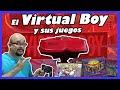 El Virtual Boy Y Sus Juegos