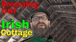 Renovating Our Irish Cottage