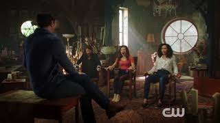 Reboot Charmed First Look Sneak Peek [VO]