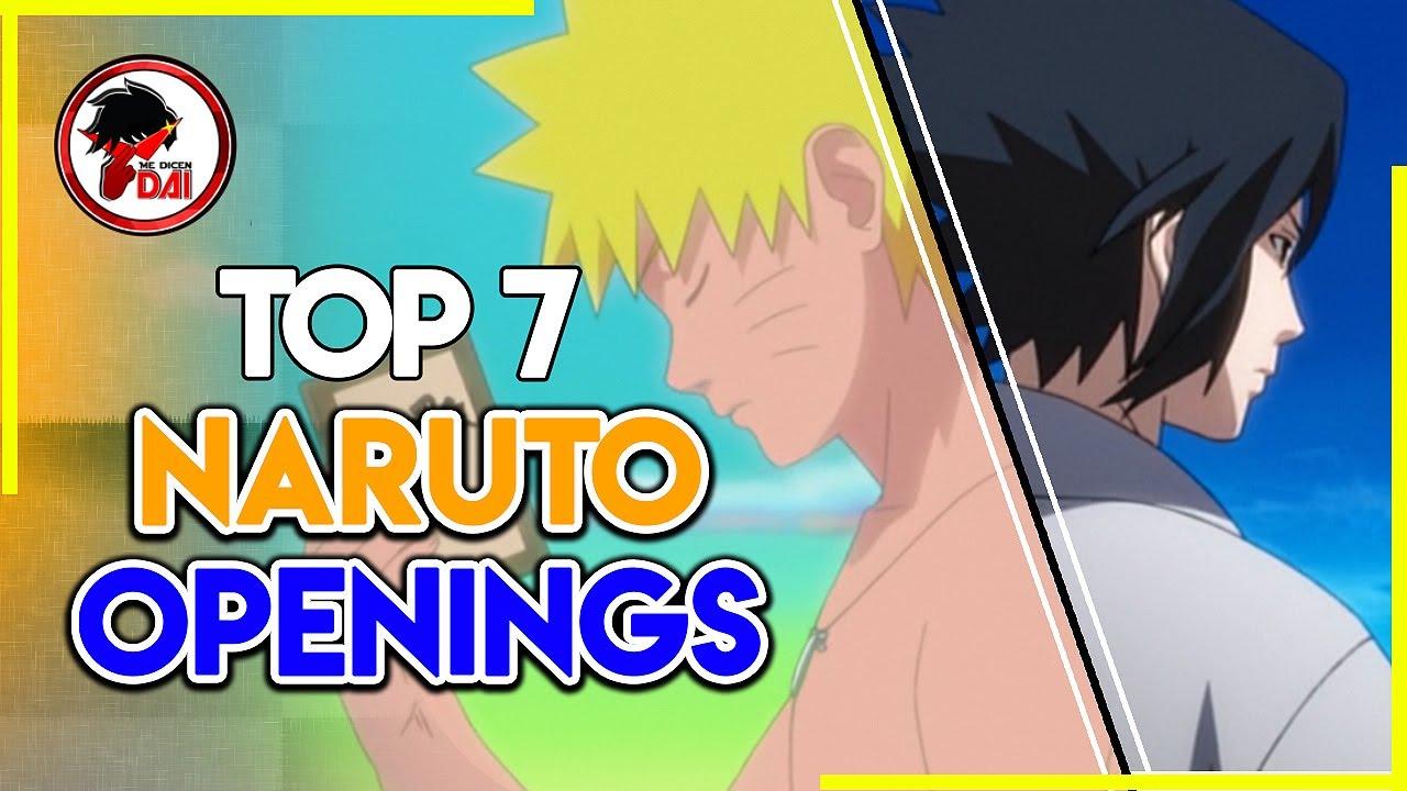 Naruto Openings