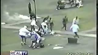 California Prison Riot Film Footage