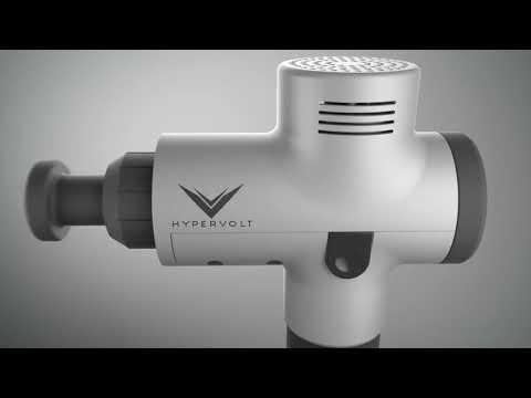 Dispositivo de masaje por vibración Hypervolt