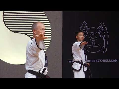 Free Taekwondo Online Lesson | Go For Black Belt - YouTube