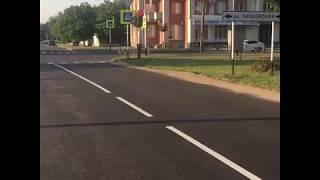 Дороги в Майкопе (ВИДЕОГРАФ maikop_adm)