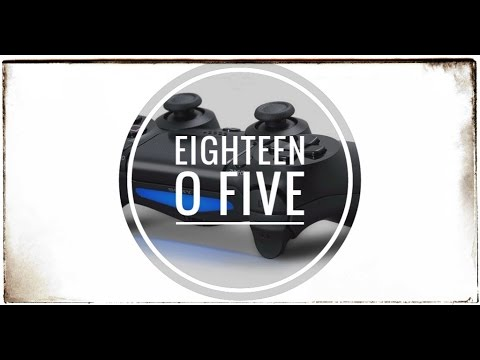 EighteeN O FivE GAMES Intro Video