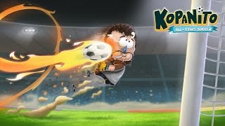 Kopanito All-Stars Soccer video