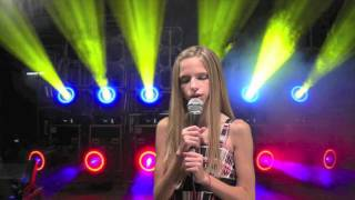 There You'll Be - Faith Hill -  cover by 11 Yr old Madi :)