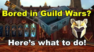 What To Do In Guild Wars 1? -  15+ Tips For New And Returning Players!