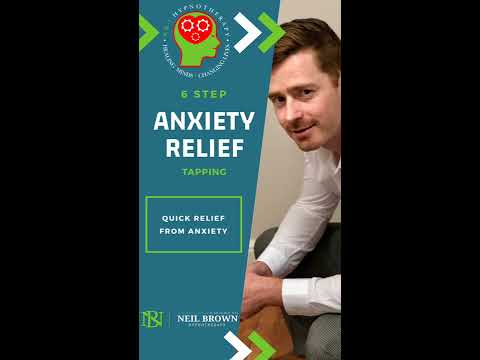 6 step anxiety / craving release