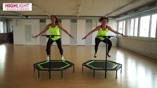 Jumping Fitness Teil 1