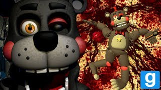 Download KILLING LEFTY AND ROCKSTAR FREDDY! | FNAF 6 GMOD