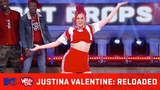 Best Of Justina Valentine RELOADED 💥 Best Freestyles, Heated Clapbacks, & More 🔥 Wild  'N Out