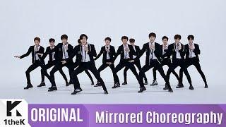 [Mirrored] THE BOYZ(더보이즈)_'Boy(소년)' Choreography_1theK Dance Cover Contest