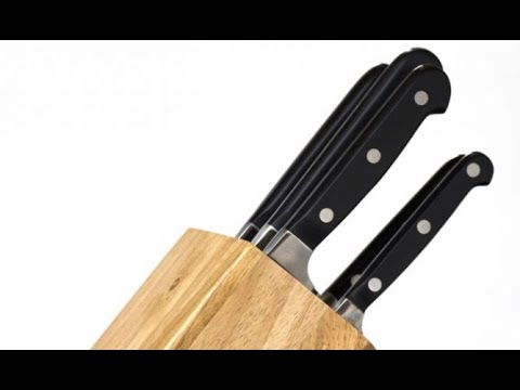 Taco para cuchillos - Bricolaje
