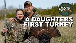 A Daughters First Turkey Hunt | Web Exclusive