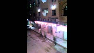 preview picture of video 'Fajr Adhan from Al Sayyada Zainab (sa) Mosque'