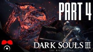 DISCO ŽELVY! | Dark Souls 3: The Ringed City #4