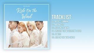 [Full Album] 카드 (KARD) - RIDE ON THE WIND (3rd Mini Album)