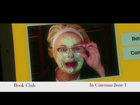 Book Club Book Club (TV Spot 'New Experiences')