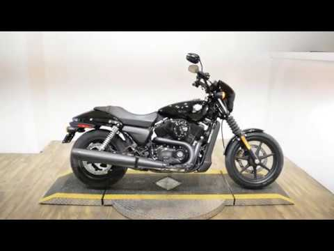 2019 Harley-Davidson Street® 500 in Wauconda, Illinois - Video 1