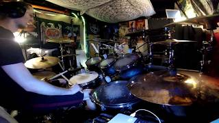 Dissection - Nights Blood - Drum Cover