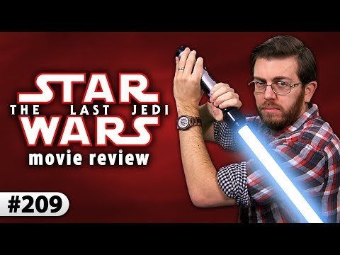 Star Wars: THE LAST JEDI • spoiler-free movie review