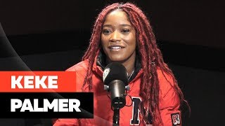 Ebro In The Morning - KeKe Palmer Keeps It Real On Dating, Social Media, & Cosby
