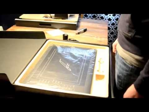 Intuos Pro Large Unboxing