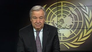 Ramadan 2017 - Video Message from António Guterres (UN Secretary-General)