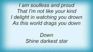 Danzig - Without Light, I Am Lyrics
