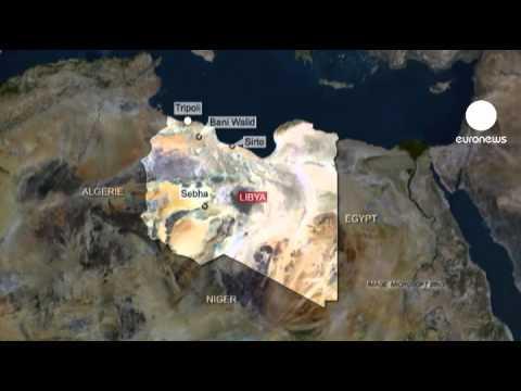 معارك شرسة بين الثوار وكتائب القذافي