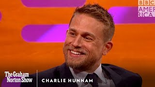 Charlie Hunnam Flirted To Get His First Role - The Graham Norton Show