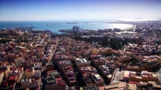 preview picture of video 'MELILLA, PARAISO DE LOS SENTIDOS 2014'