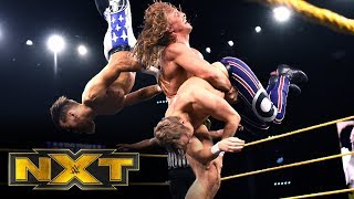 Riddle & Dunne vs. Andrews & Webster – Dusty Rhodes Tag Team Classic Match: NXT, Jan. 15, 2020