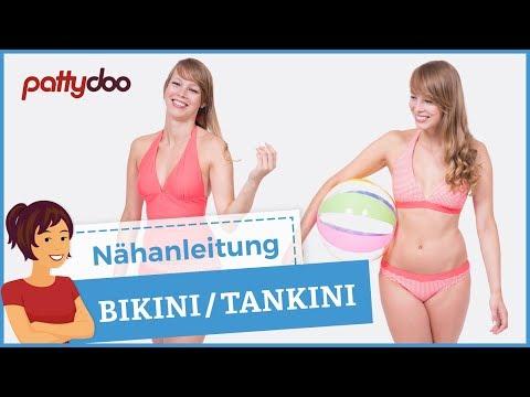 Bademode nähen: Bikini, Tankini und Panty - Tipps und Tricks für Lycra + Framilon