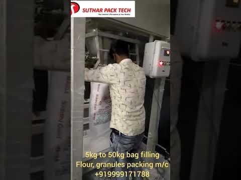 Bag Filling Machine 5kg To 25kg