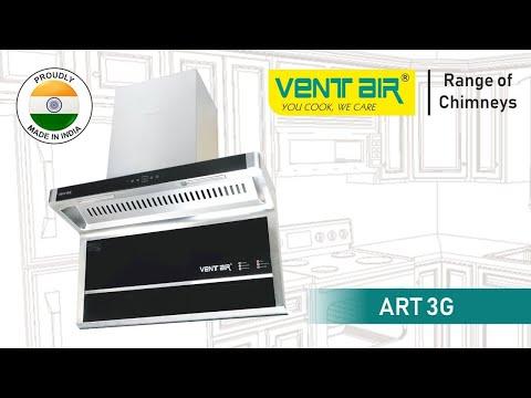 Art 3G Smart Auto Clean Chimney