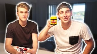 Rocket League Vegemite Wager With Lachlan
